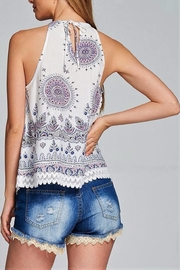 People Outfitter Mila Tank Top - Front full body
