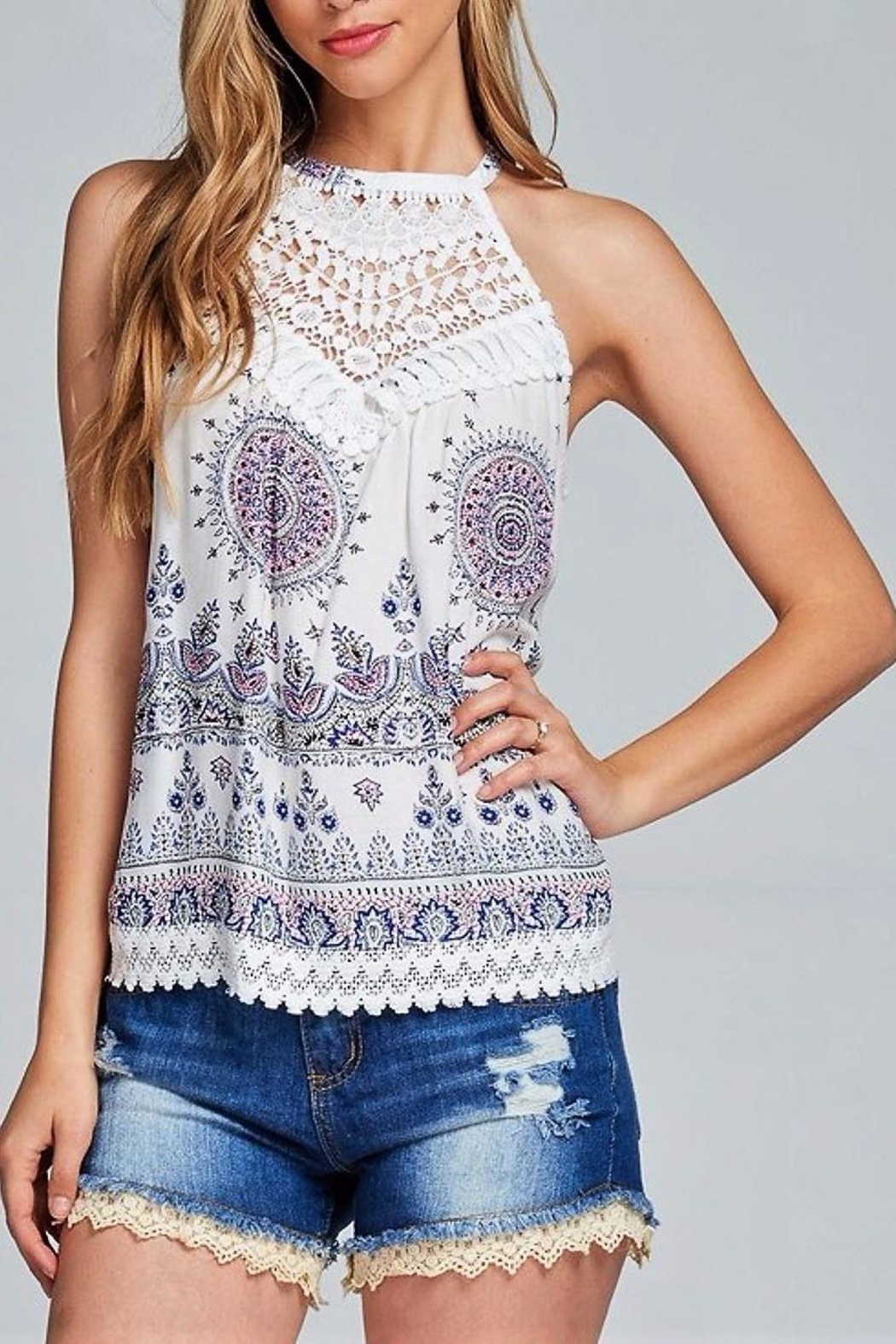 People Outfitter Mila Tank Top - Main Image