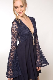 People Outfitter Milano Lace Dress - Product Mini Image