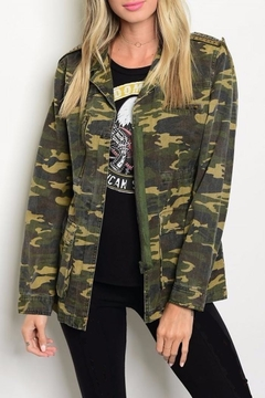 People Outfitter Millennium Camo Jacket - Alternate List Image