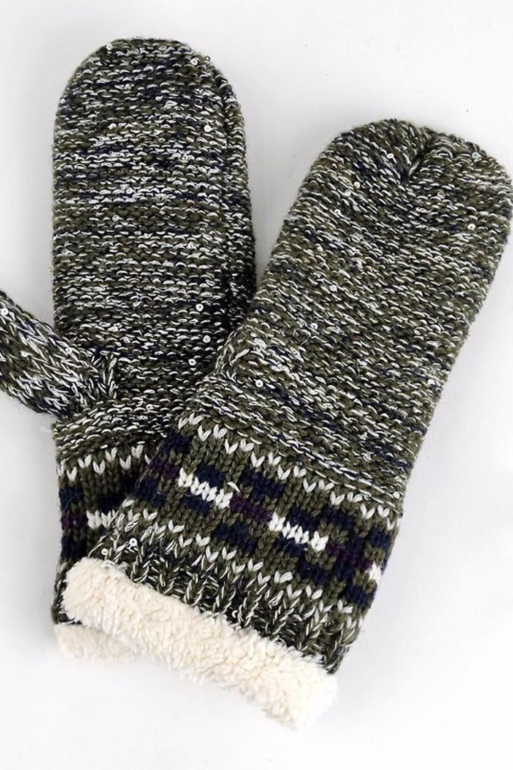 People Outfitter Mitt Gloves Also - Main Image
