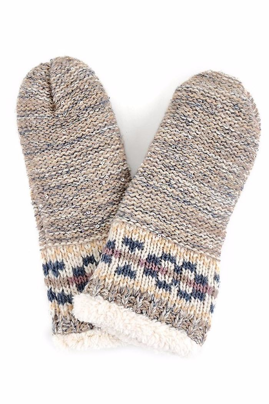 People Outfitter Mitt Gloves - Front Full Image