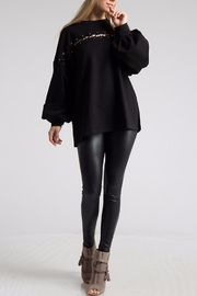People Outfitter Much Loved Sweatshirt - Back cropped
