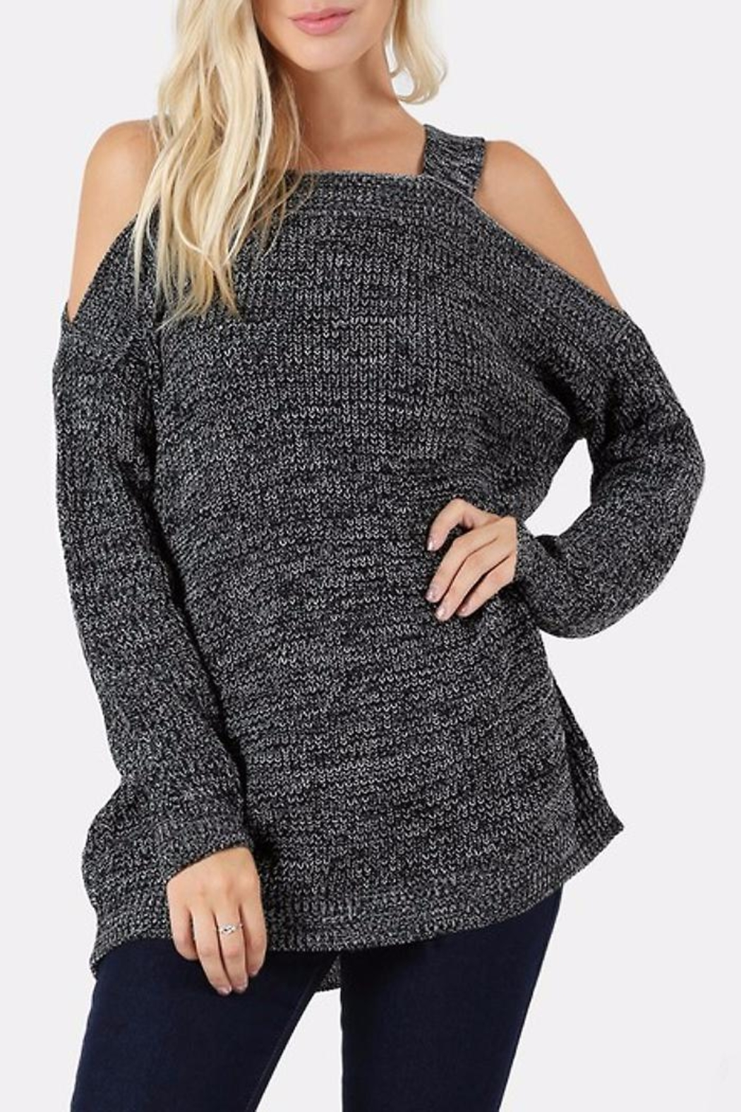 People Outfitter My Chunky Sweater - Main Image