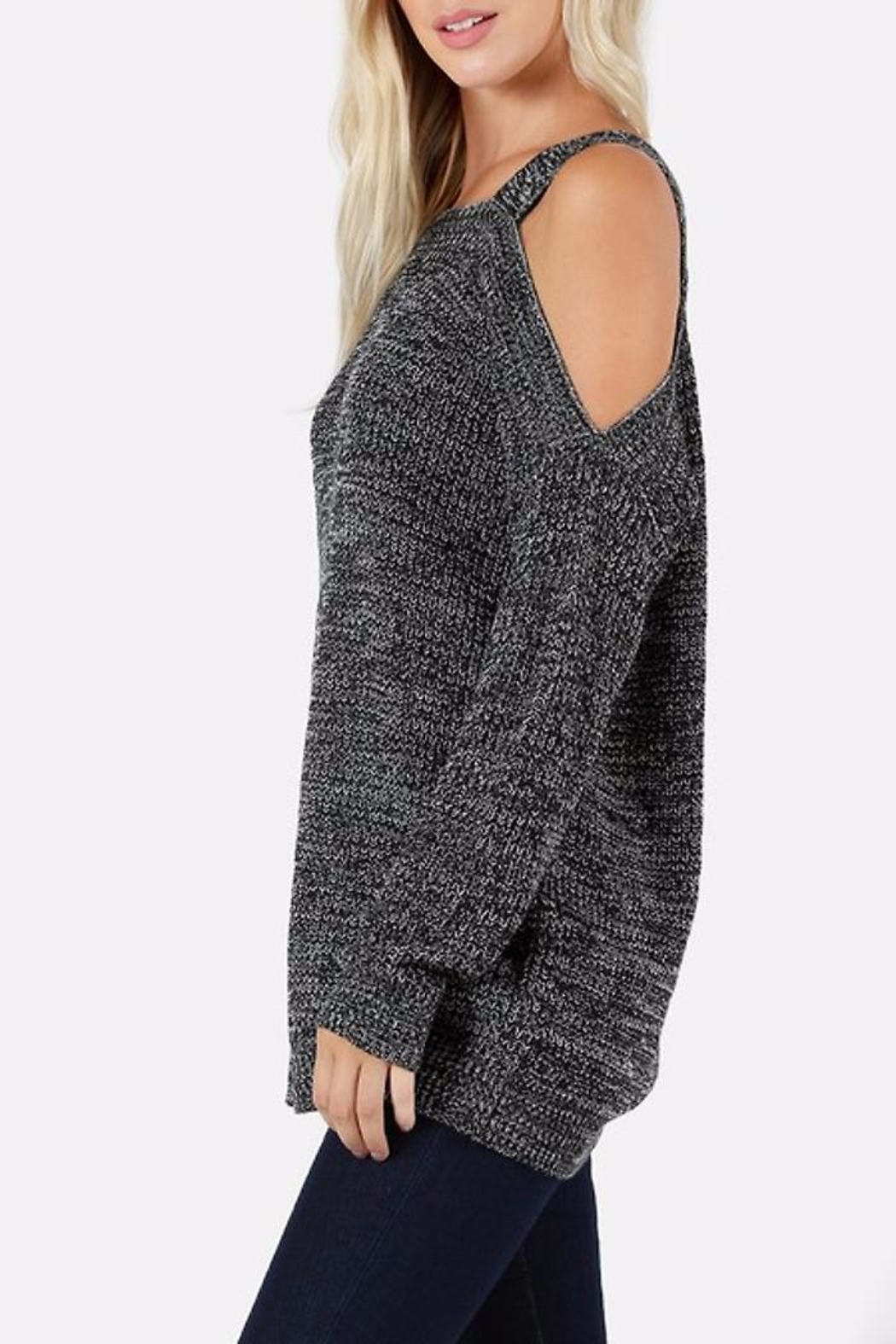 People Outfitter My Chunky Sweater - Side Cropped Image