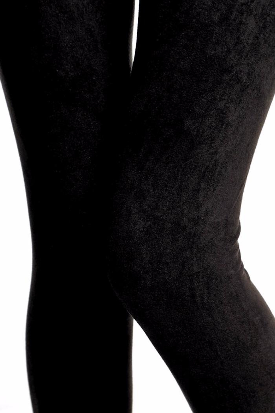 People Outfitter My Suede Leggings - Front Full Image