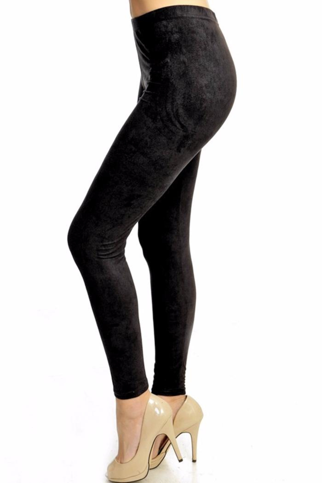 People Outfitter My Suede Leggings - Main Image