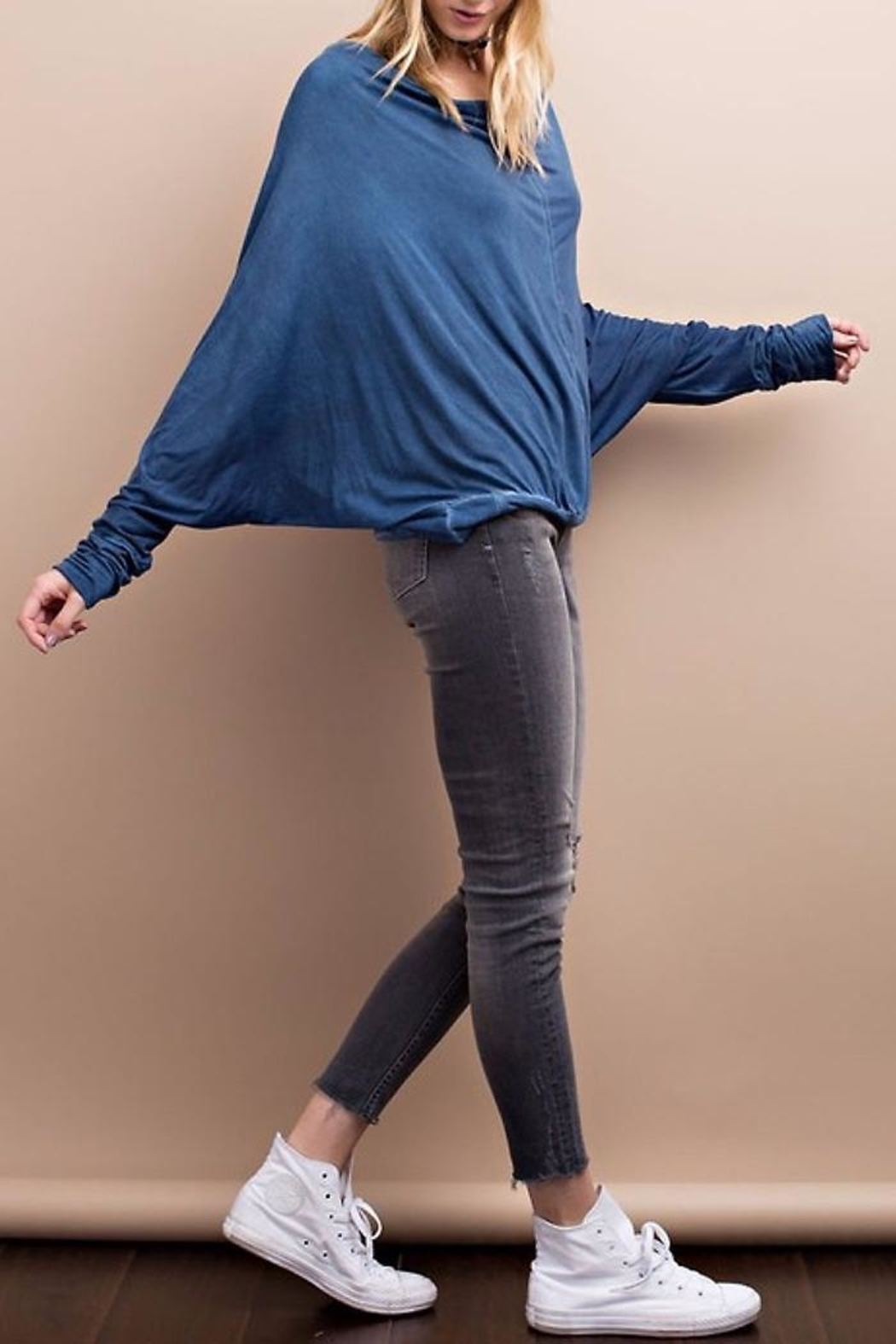 People Outfitter Nightingale Top - Front Cropped Image