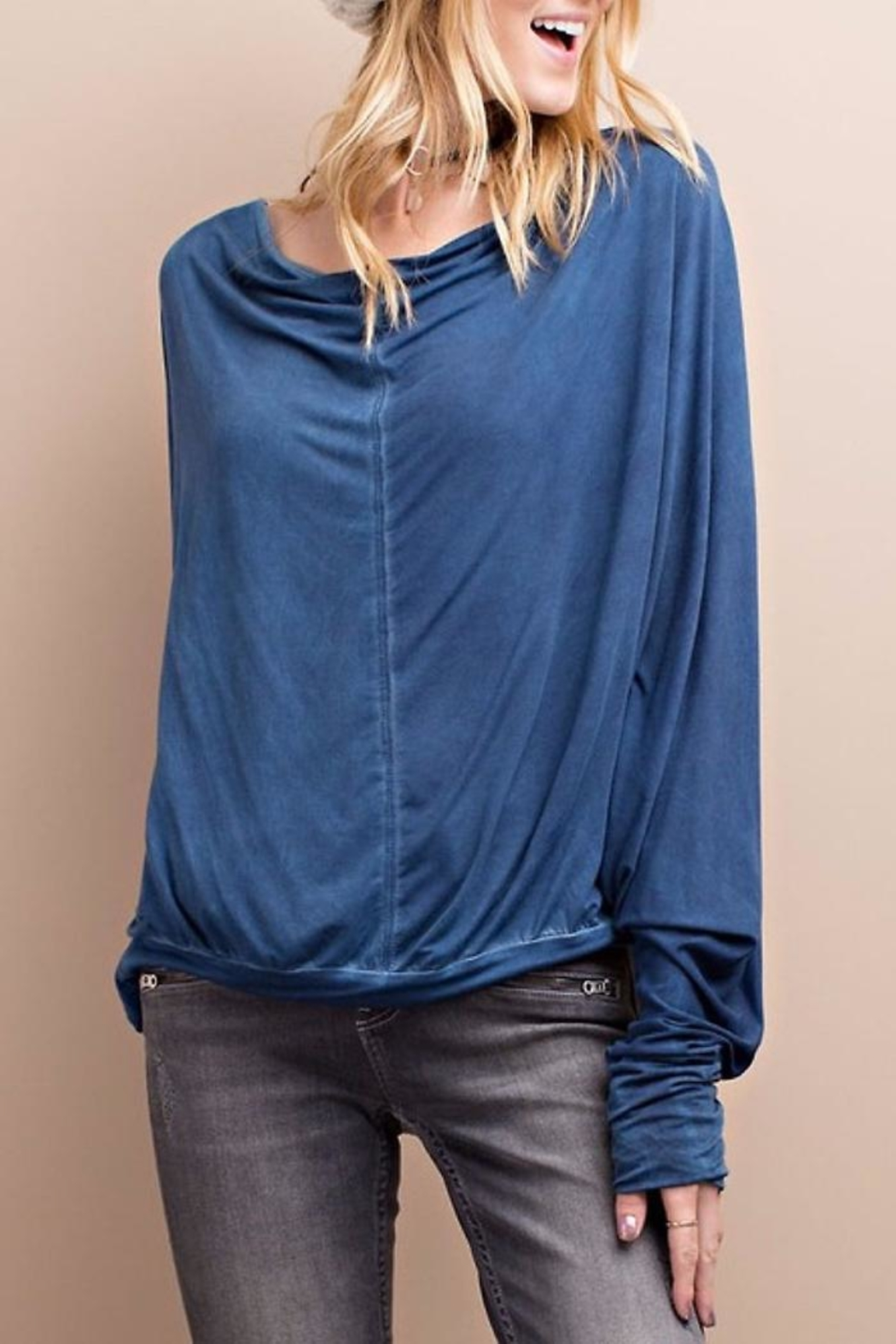 People Outfitter Nightingale Top - Front Full Image