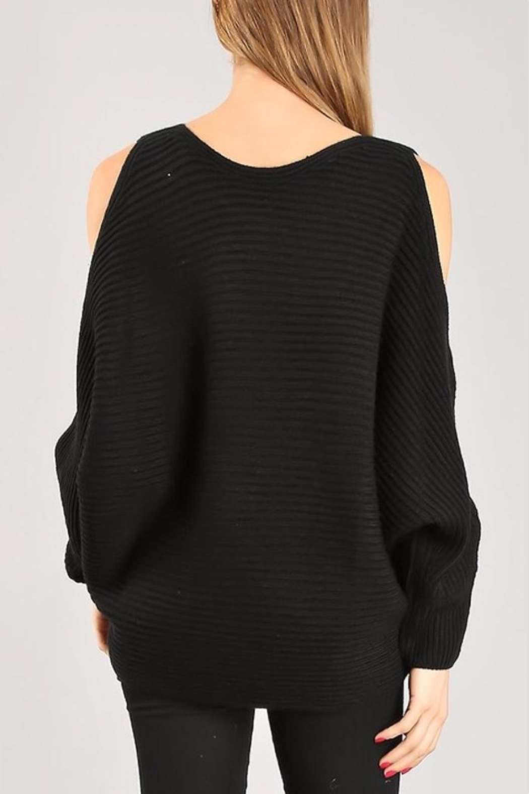 People Outfitter Now'n Ever Sweater - Front Full Image