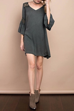 People Outfitter Oil Washed Dress - Alternate List Image