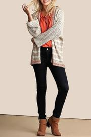 People Outfitter Open Loose Cardigan - Product Mini Image