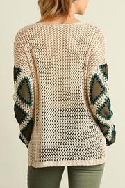 People Outfitter Patch Me Sweater - Side cropped
