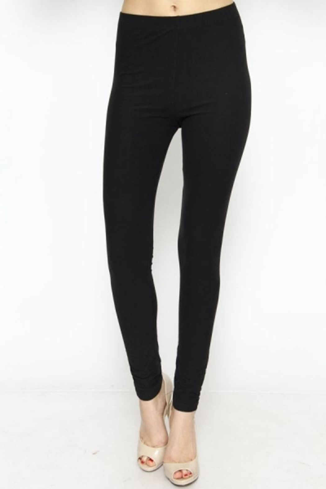 People Outfitter Peach Skin Legging - Main Image
