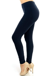 People Outfitter Peach Skin Legging - Product Mini Image
