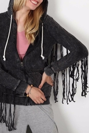 People Outfitter Press Rewind Hoodie - Product Mini Image