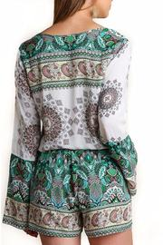 People Outfitter Pretty And Free Romper - Other