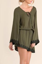 People Outfitter Pretty n Free Romper - Back cropped