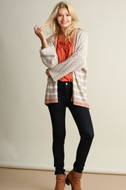 People Outfitter Relaxed-Fit Knit Cardigan - Front cropped