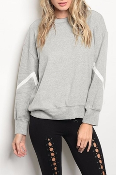 People Outfitter Reversible Sweatshirt Top - Product List Image