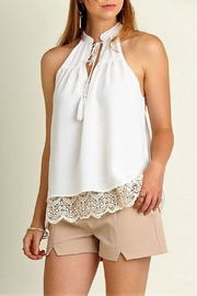 People Outfitter Rise N Shine Top - Front full body