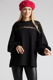 People Outfitter Screaming Pullover Too - Front cropped