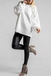 People Outfitter Screaming Pullover - Front full body