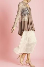 People Outfitter Secret Lace Tunic - Front cropped