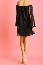 People Outfitter Sexy Lacy Me Dress - Front full body