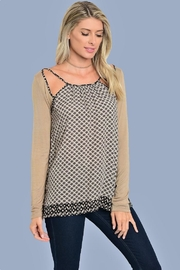 People Outfitter She Cute Top - Product Mini Image