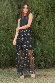 People Outfitter Sheer Maxi Dress - Product Mini Image