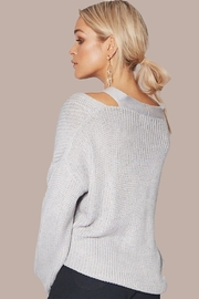 People Outfitter Silver Light Top - Other
