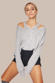 People Outfitter Silver Light Top - Side cropped