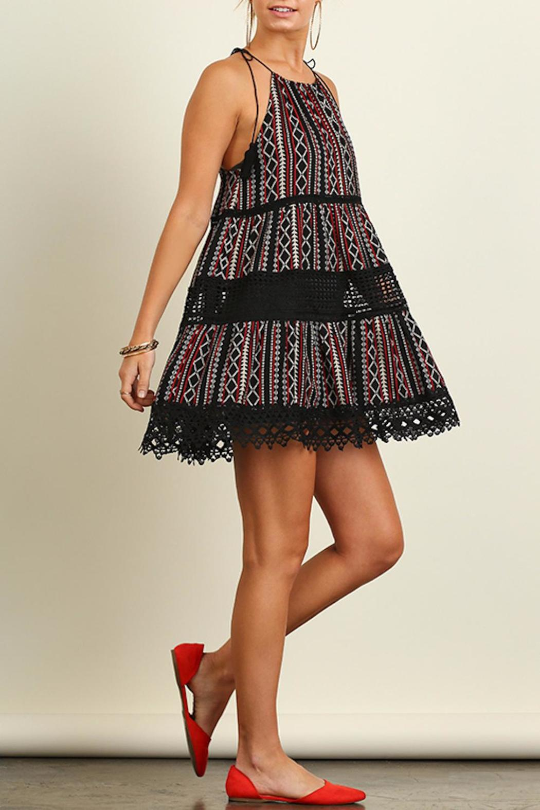 People Outfitter Sophie Dress - Side Cropped Image