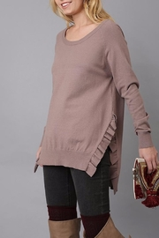 People Outfitter Spectacular Me Sweater - Front cropped