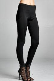 People Outfitter Street Yoga Pants - Product Mini Image