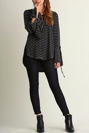 Shoptiques Product: Strip Bell Sleeves