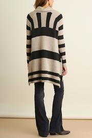 People Outfitter Stripe Knit Tunic - Front full body