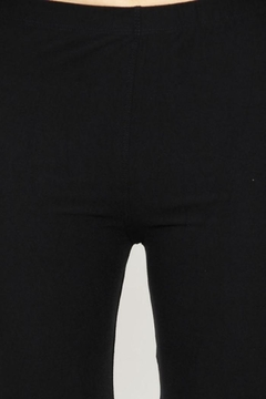 People Outfitter Suede Leggings - Alternate List Image