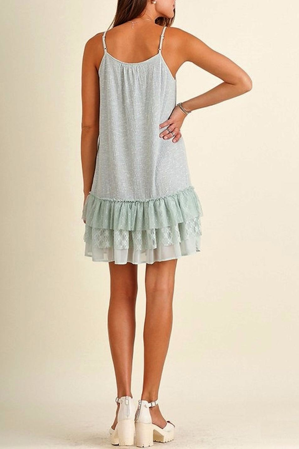 People Outfitter Sun Down Dress - Side Cropped Image