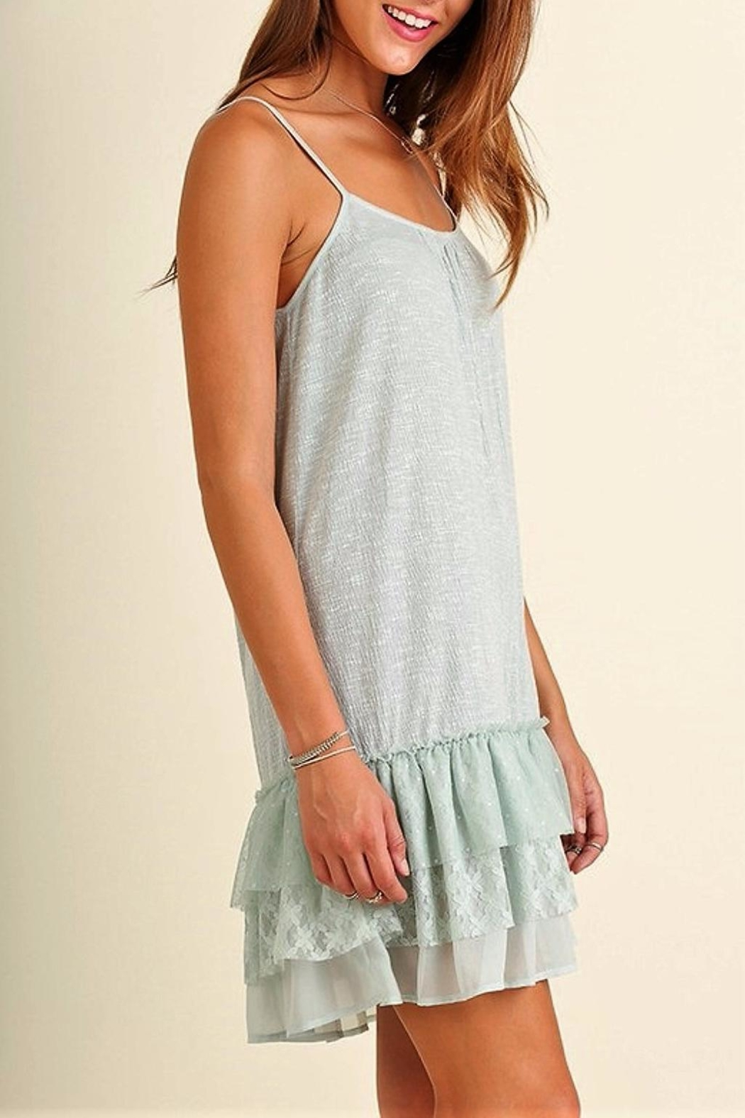 People Outfitter Sun Down Dress - Front Full Image