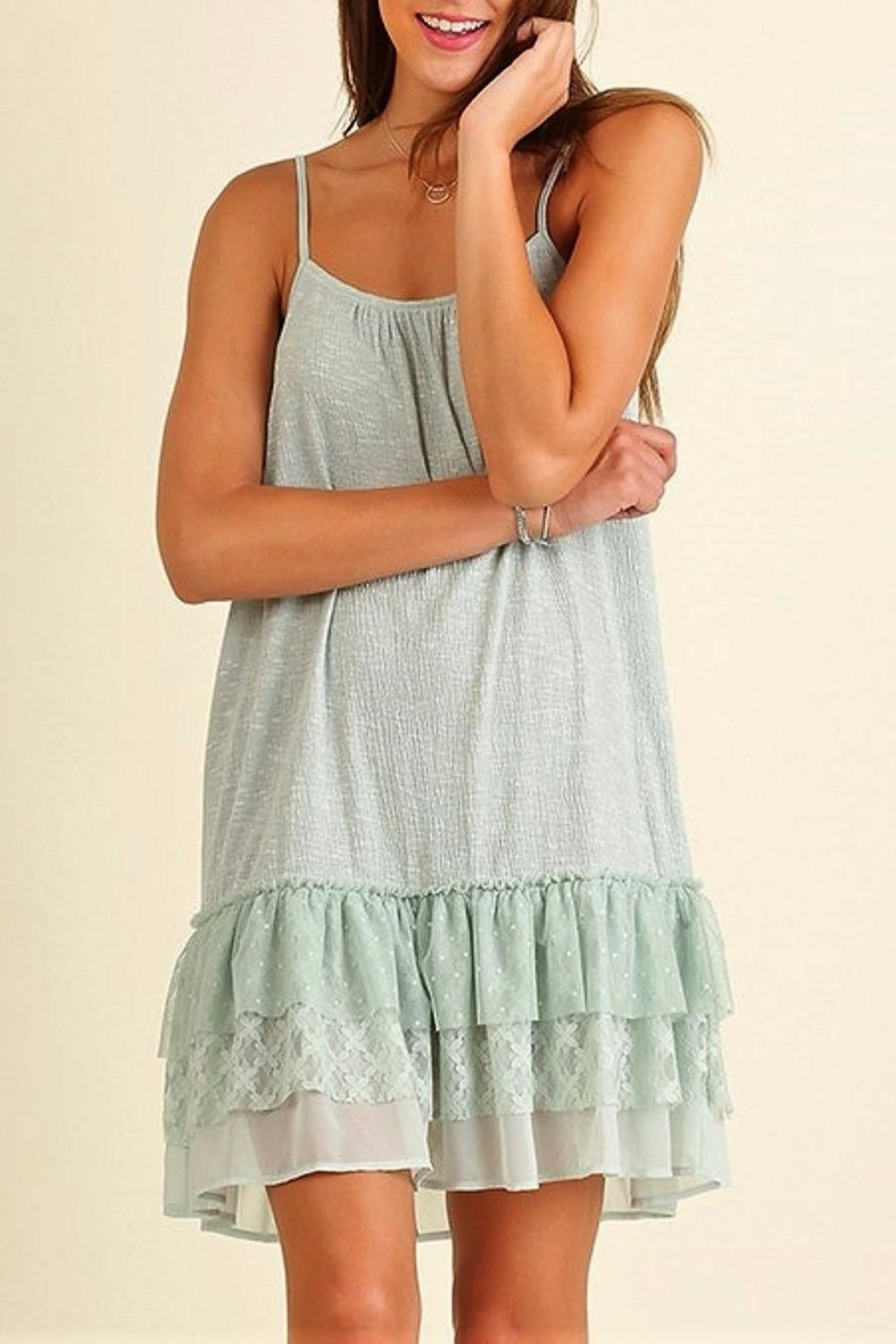 People Outfitter Sun Down Dress - Main Image