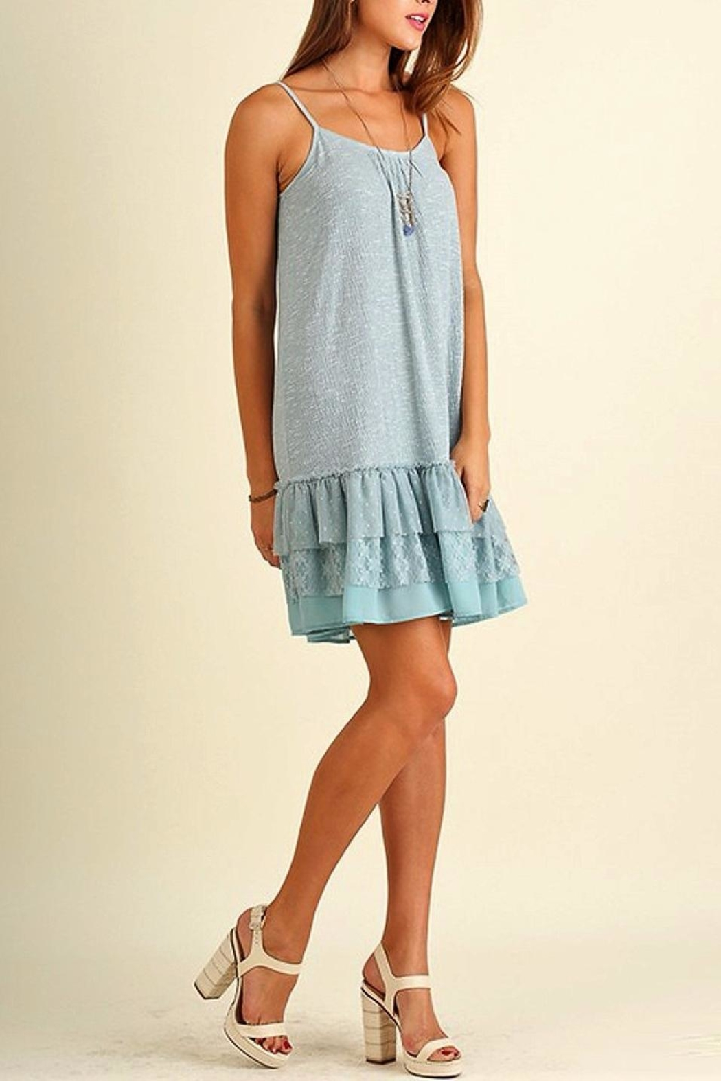 People Outfitter Sun Up Dress - Side Cropped Image