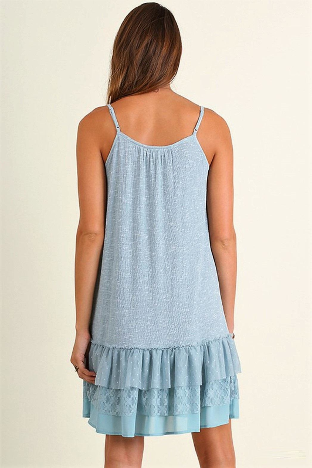 People Outfitter Sun Up Dress - Front Full Image