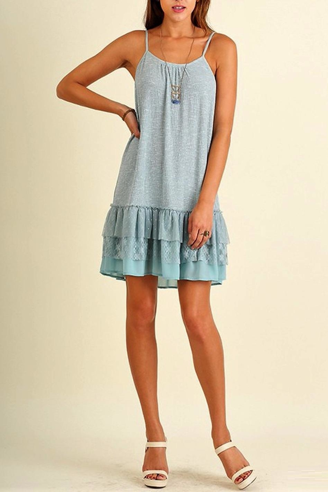 People Outfitter Sun Up Dress - Front Cropped Image