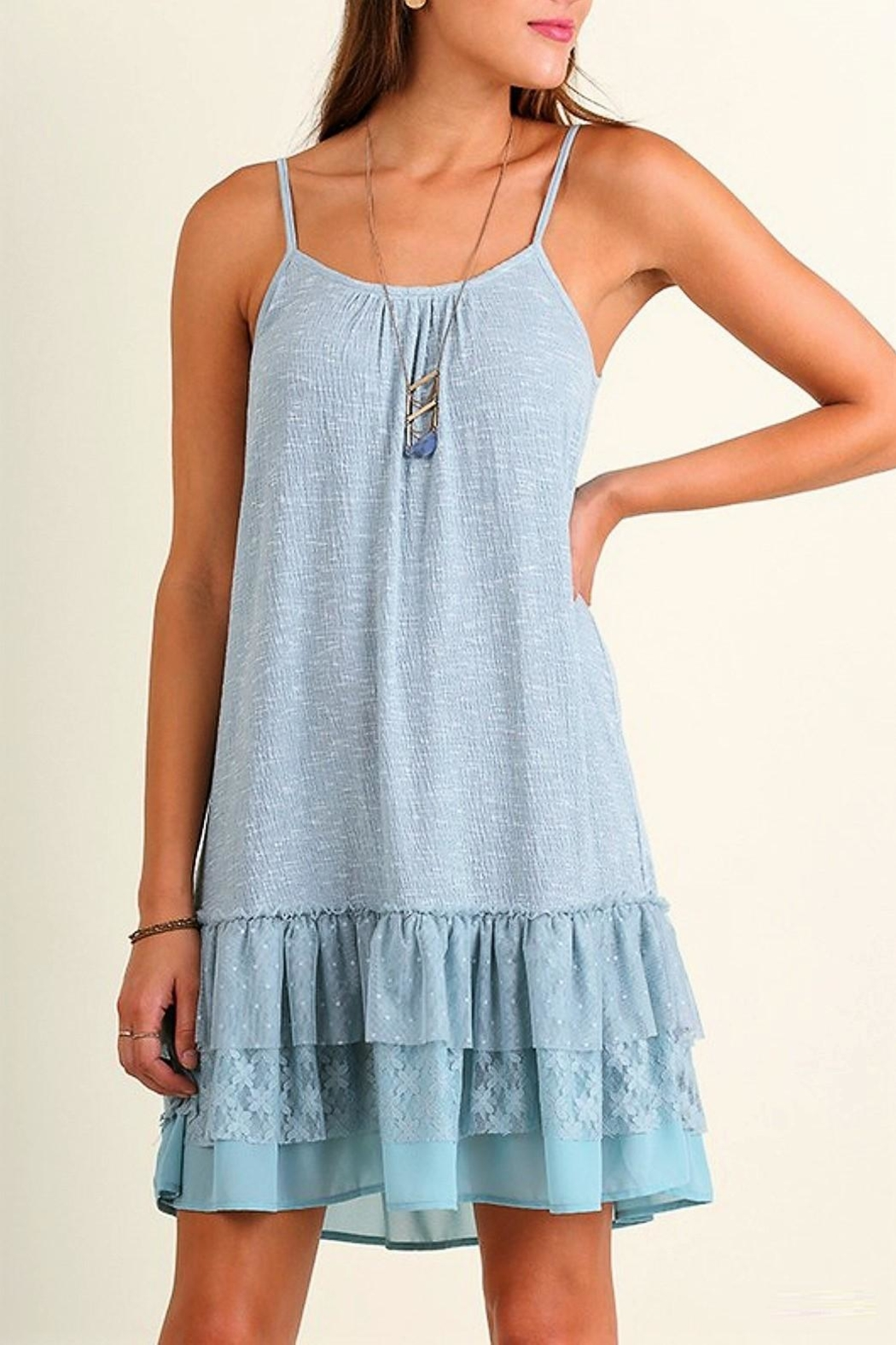 People Outfitter Sun Up Dress - Main Image
