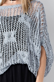 People Outfitter Sweater Crochet Top - Other