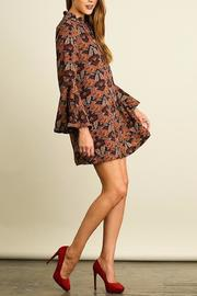 People Outfitter Sweet Tennessee Dress - Back cropped