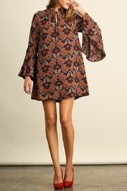 People Outfitter Sweet Tennessee Dress - Front full body