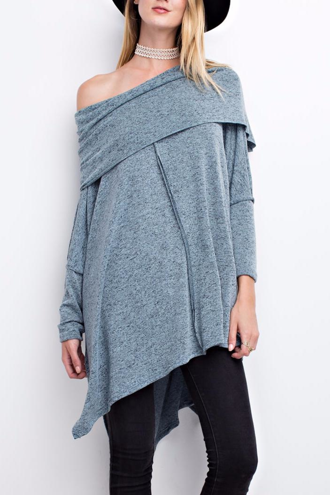 People Outfitter Tequila Swing Top - Side Cropped Image